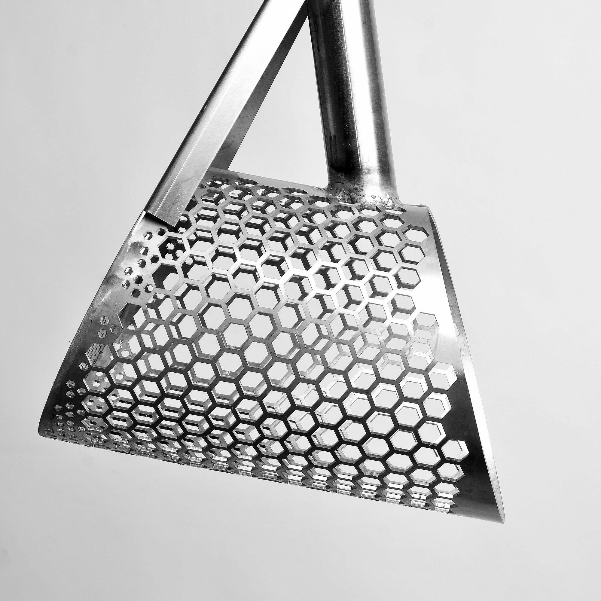 Metal Detecting Stainless Steel Scoop Henry blade