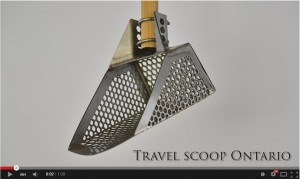 Metal Detecting Scoop Ontario